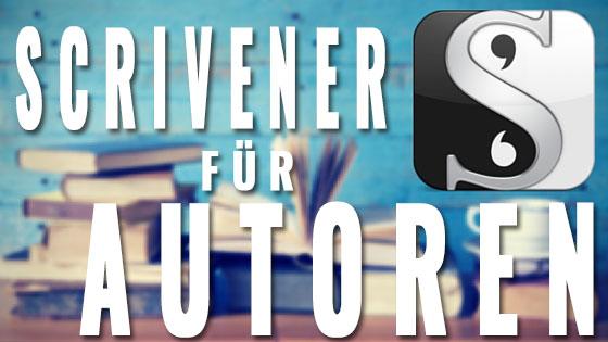 Scrivener für Autoren