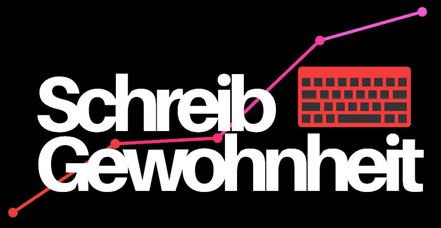 Logo SchreibGewohnheit