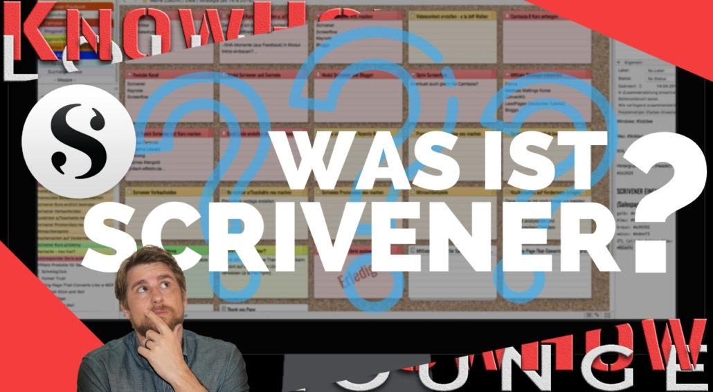 Beitragsbild Scrivener Demo