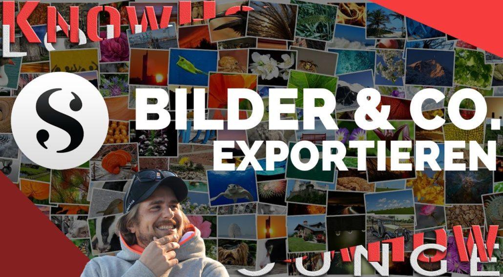 Beitragsbild Bilder & Co. aus Scrivener exportieren